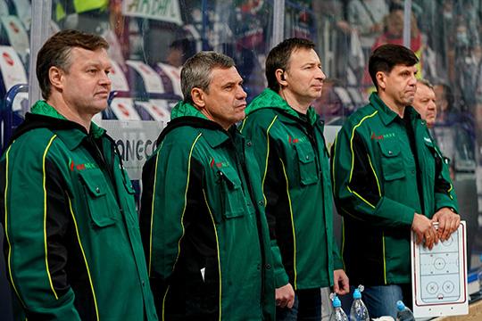 В отсутствии лидеров Квартальнову пришлось больше доверять молодым игрокам. Причем за весь турнир трудно выделить кого-то из новой группы игроков «Ак Барса»