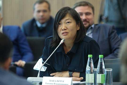 Татьяна Бакальчук:«Исправительством, испочтой России подумать, какие меры можно былобы предпринять, чтобы теростки предпринимательства, которые есть унас встране, могли дальше расти»
