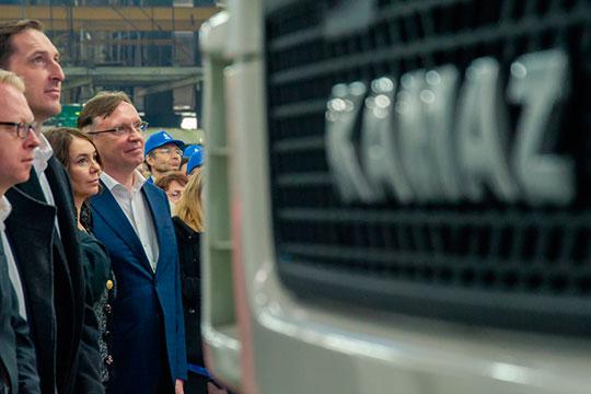Не порадует республику дивидендами крупнейший машиностроитель ПАО «КАМАЗ»