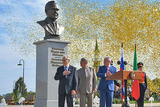Игорь Паньшин: «Мы будем продолжать тот верный путь, который был избран первым президентом Республики Татарстан»