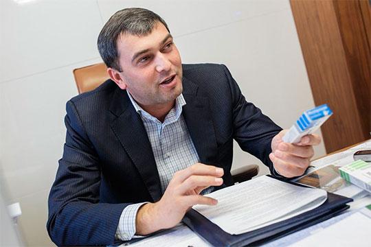Покупателями АО «Татхимфармпрепараты» ыступили топ-менеджеры предприятия во главе с гендиректором, 39-летним Тимуром Ханнанов