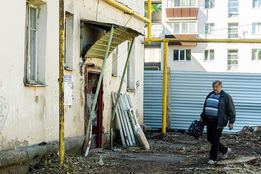С опережением в РФ идет программа расселения аварийного жилья — на 121% по площади и на 136% по числу переселенцев, 33 региона программу этого года уже выполнили