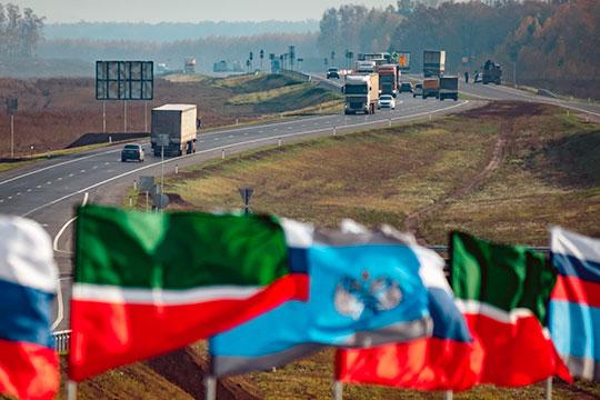 Само строительство (автотрассы Москва-Казань) начнется в 2021 году, а сдадут дорогу в 2024