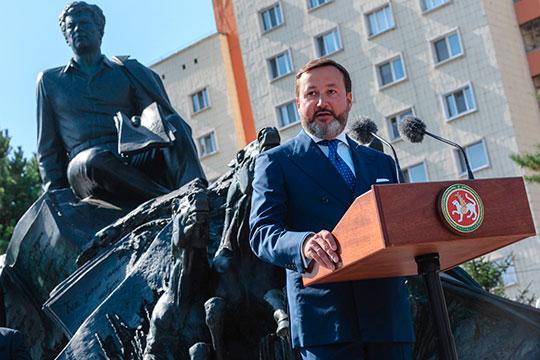 Тимербулат Каримов: «Татарстан не оставался равнодушным к чувствам Мустая Карима, он отвечал любовью на любовь»