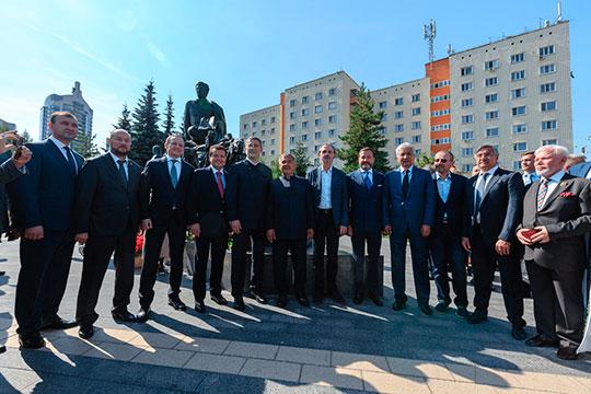 Авторитет Мустая Карима в Башкортостане был непререкаем