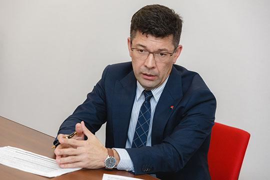 Руслан Юлбарисов:«Около 15тыс. активных клиентов—это люди, которые осознанно выбрали наш банк, которыедействительнопонимают, какой банковский сервис имнужен»