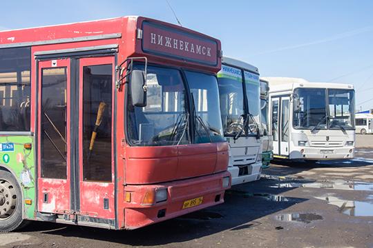 Так сложилось, что «Нижнекамское ПАТП» — долгое время было единственным перевозчиком на городских маршрутах