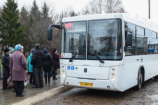 Жители Нижнекамска активно жалуются на работу общественного транспорта последние пять лет