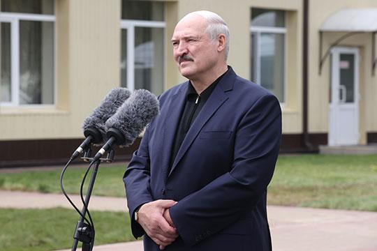 Александр Лукашенко выдал серию громких заявлений