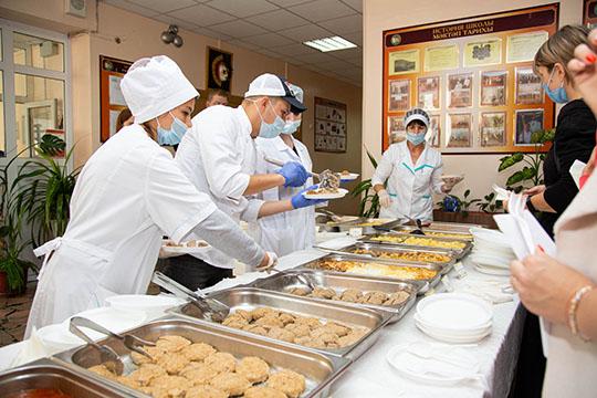 Все 209тыс. учащихся 1–4 классовбудут обеспечены бесплатным горячим, здоровым питанием