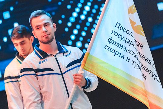 В академии массово учатся жители Башкортостана, Удмуртии, Марий-Эл, Чувашии, Самарской, Ульяновской и Кировской областей
