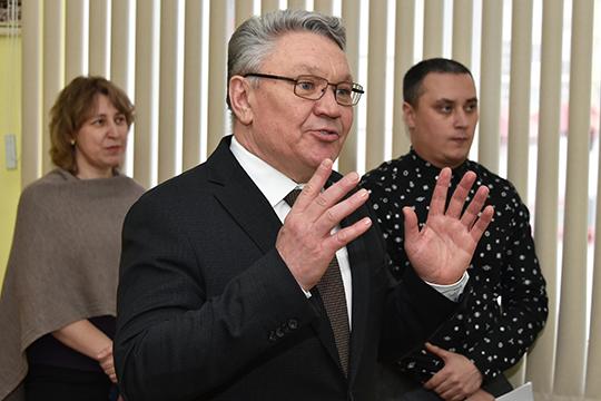 Рафис Бурганов покинет пост главы министерства образования и науки РТ после выборов президента республики этой осенью