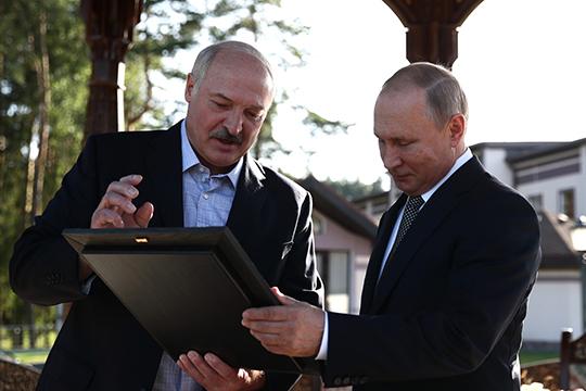 «Владимир Путин выступил с обращением, где четко предупредил, что если будет применено насилие в Белоруссии, то белорусские силовики могут рассчитывать не только на свои силы, но и на помощь российских коллег»