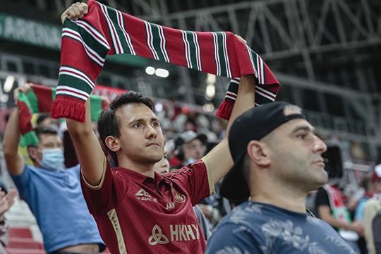 «Нашим болельщикам «Рубина» я очень благодарен. Футболисты без фанатов — ничто»
