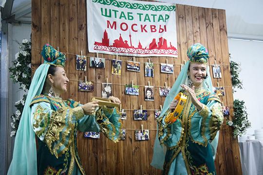 «Штабу татарской молодежи» всего три месяца, они пытаются эту молодежь знакомить с религией, татарским языком и культурой