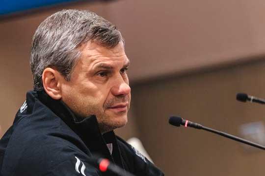 Дмитрий Квартальнов:«Конкуренция есть— все хотят играть. Сезон долгий, ситуация спандемией непростая»