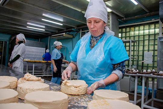 В планах у нас продолжать стабильно работать. Кормить вкусной и полезной продукцией жителей Нижнекамска и Нижнекамского района