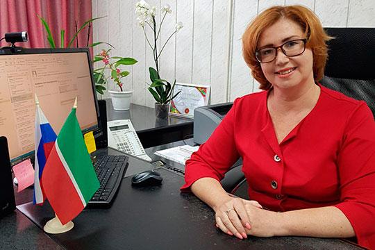 Лилия Гатауллина