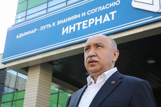 Ильшат Гафуров: «Республика нашла возможность студентам выплачивать по 15 тысяч рублей стипендии, создавая таким образом дополнительную базу, чтобы студенты не отвлекались от своей учебы»
