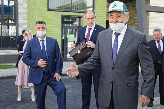 Первый президент Татарстана еще раз заверил — обучение в «Адымнар» не будет стоить родителям ни копейки