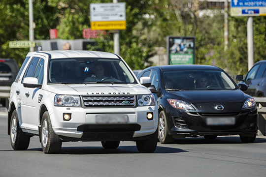 Land Rover «отминусовал» в РТ 19 регистраций или одну пятую до антирекордных 76, упав ниже предыдущего дна первой половины 2017-го с его 78 регистрациями