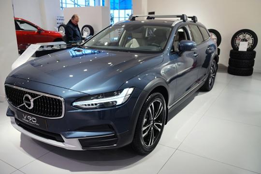 Шведско-китайский Volvo нащупал дно в РТ на отметке 58 регистраций по итогам первого полугодия-2018 и затем рванул вверх до 76 в январе–июне 2019-го и еще добавил 9 единиц до 85 авто в текущем году