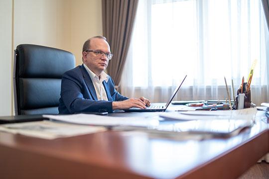 «Оптимизация — это естественный процесс, она и была, и будет» — год назад Айрат Нурутдинов не отрицал планов по дальнейшему сокращению штата