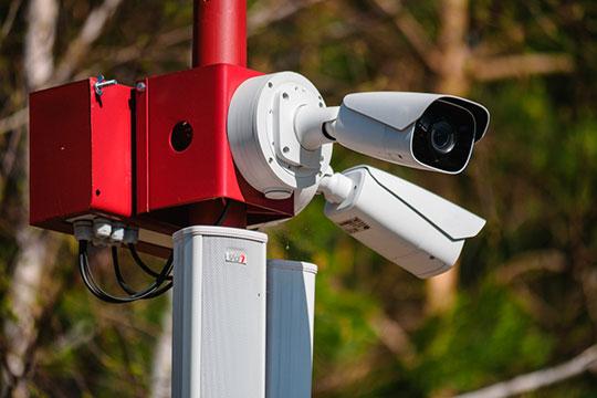 Сегодня в Казани на 1000 человек приходится 9 камер видеонаблюдения