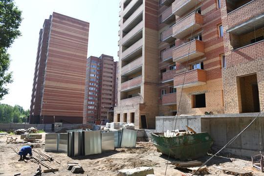 Ливаде вменяют хищения денег 1,3 тыс. дольщиков в 2010–2016 годах на сумму 2,5 млрд рублей