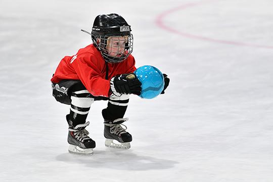 Основная цель академии— набрать перспективных иконкурентоспособных мальчишек, чтобы вбудущем помочь имстать профессиональными хоккеистами