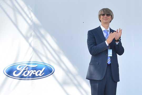 СП Ford-Sollers было организовано на паритетных началах Ford и Sollers Вадима Швецова в 2011 году для выпуска в России автомобилей Ford
