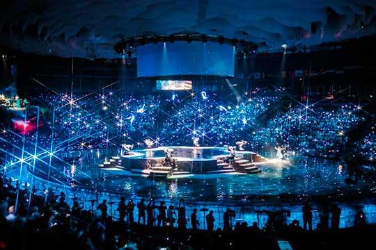 Организаторы уже незагадывают поповоду точной даты в2021-м году— всё будет зависеть отОлимпиады вТокио, откоторой Играм вэтом году удалосьбы «скрыться»