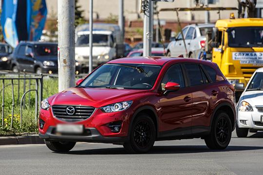 В первом полугодии текущего года обратила на себя внимание японская Mazda, собравшая под своими знаменами 435 неофитов из Татарстана — на 13% больше, чем годом ранее.