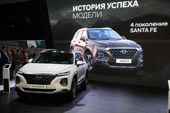 «Дуэт дилерских центров Hyundai совместными усилиями реализовал 1206 автомобилей, что на5% больше, чем впрошлому году»