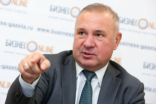 Вячеслав Зубарев, председатель совета директоров ООО «УК «ТрансТехСервис», президент ассоциации «Российские автомобильные дилеры»