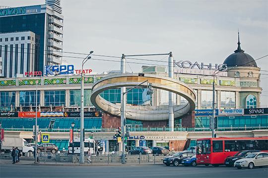 Один из объектов — торговый центр «Кольцо», который ждет реконструкция. По обращению собственника земельного участка были восстановлены исторические границы