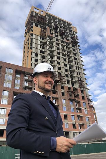 Раиль Минегалиев – строитель вовтором поколении.Строил дома икоммерческую недвижимость повсей России