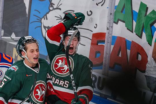 Накануне «Ак Барс» обыграл СКА (3:2 ОТ) в матче регулярного чемпионата КХЛ. Казанская команда вела в счете 2:0, но упустила победу в основное время за 30 секунд до конца