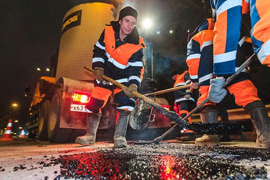 По словам мэра, за последние годы в нормативное состояние привели 83% дорог Казани