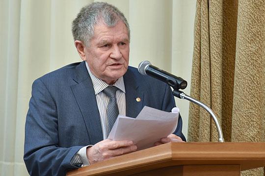 Рафинат Яруллин: «Задача ТНХИ-Х — найти все то хорошее в нефтехимии, что есть в России и за рубежом»