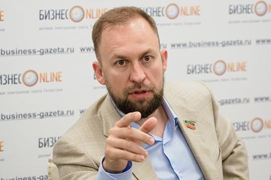 Альмир Михеев:«Яубеждён, что возможно построить мир, вкотором частная инициатива ичестная конкуренция будут вгармонии сзаботой обобщественных интересах»