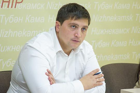 Радмир Беляев:«Мыреализуем большое количество программ. Унас насегодняшний день уже 14 резидентов ТОСЭР собъемом инвестиций 5млрд рублей ибольшимколичеством рабочих мест»