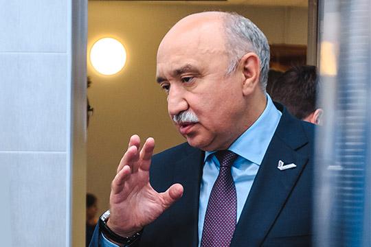 Ильшат Гафуров: «Мы с главой договорились, поскольку при мне это все начиналось, что все вместе проведем»