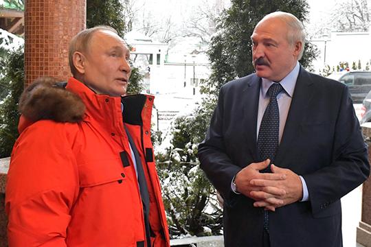 «Не надо думать, что Путин скажет, а Лукашенко выполнит. Это будет не так. Лукашенко понимает свою ценность для России, для Путина, у него тоже есть козыри»