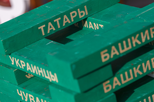 «Татары — это третий этнос в Москве, если говорить откровенно. Русские, украинцы и третьи татары. Огромная даже не община»