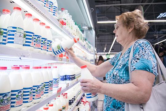 «Снижение потребления молока повышает риск развития остеопороза. Кто мало употребляет молока, у того, как правило, снижена плотность костной ткани»