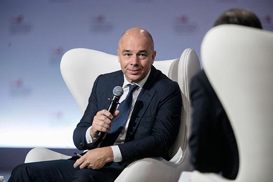 Антон Силуанов: «Промышленность и доходы населения, потребительский спрос восстанавливаются. Государственные меры, которые были приняты, попали в точку»