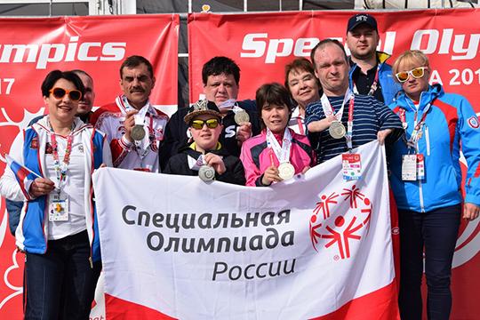 «В Казани вы увидите, что на Всемирных Играх Специальной Олимпиады не играют национальные гимны, не поднимается национальный флаг, не ведётся командный зачёт»