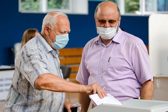 «На большинстве участков избиратель получит два бюллетеня для голосования: за президента РТ и за муниципального депутата»