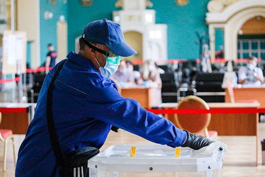 «Мы просто обязаны применять самые высокие стандарты голосования, используя тот профилактический опыт, который наработали совместно с Роспотребнадзором»